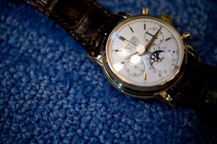 Patek Philippe Perpetual Calendar Chronographs Reference 2499 Third Series