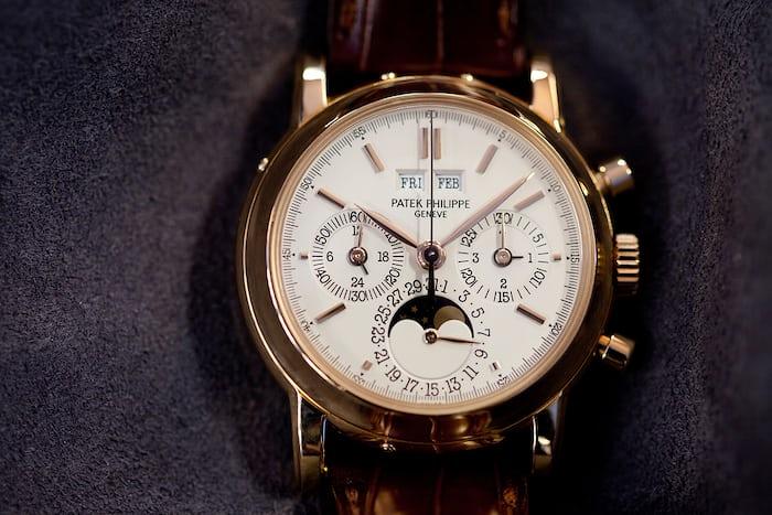 Patek Philippe Perpetual Calendar Chronographs Reference 3971