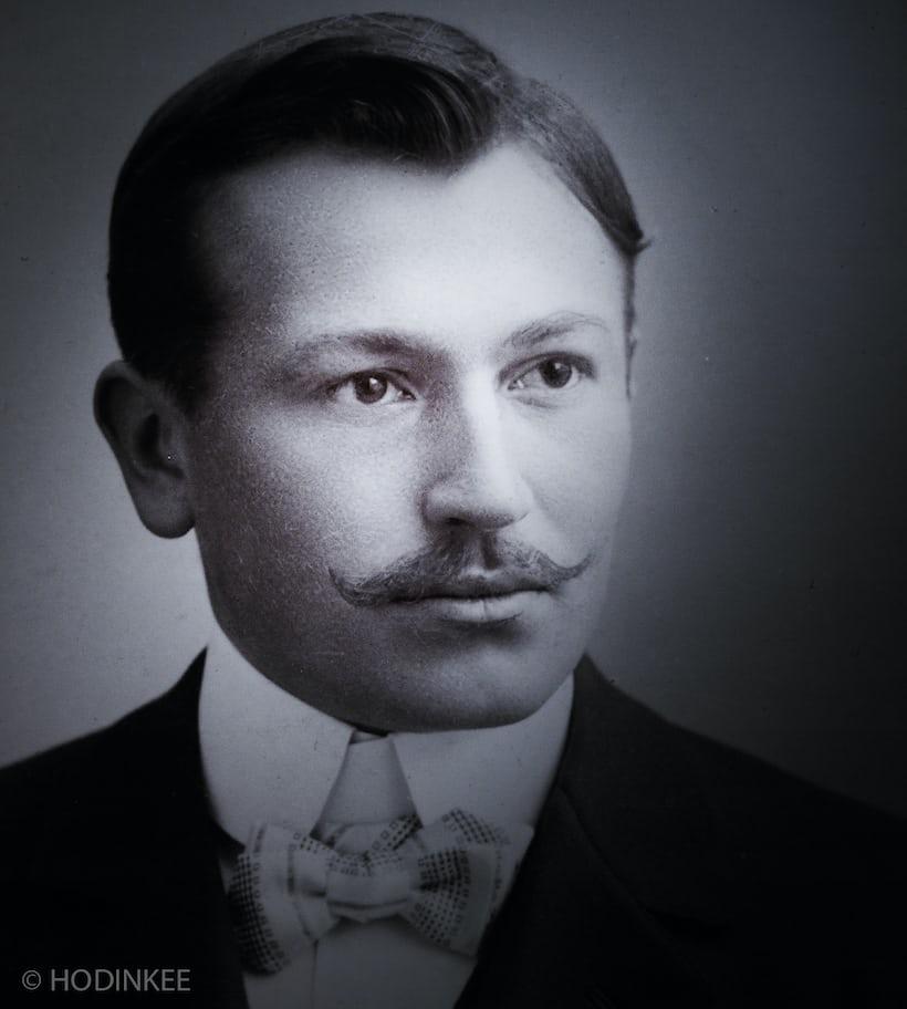 Rolex Founder Hans Wilsdorf