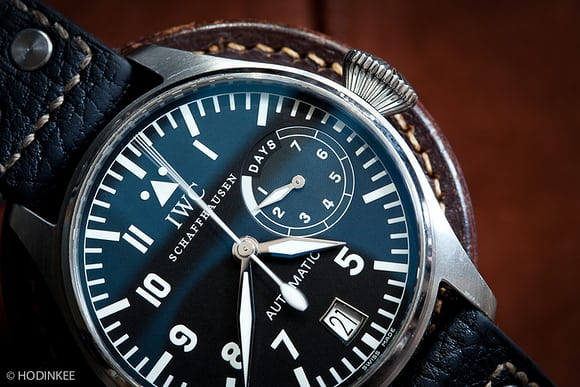 John Mayer IWC Big Pilot Reference 5002