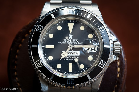 John Mayer Rolex Submariner Reference 1680