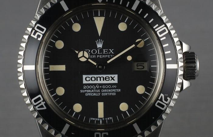 """Rolex """"Comex"""" Sea-Dweller"""