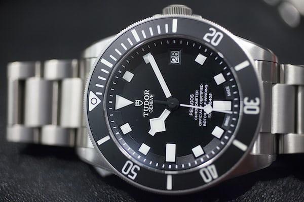 Tudor Pelagos black dial