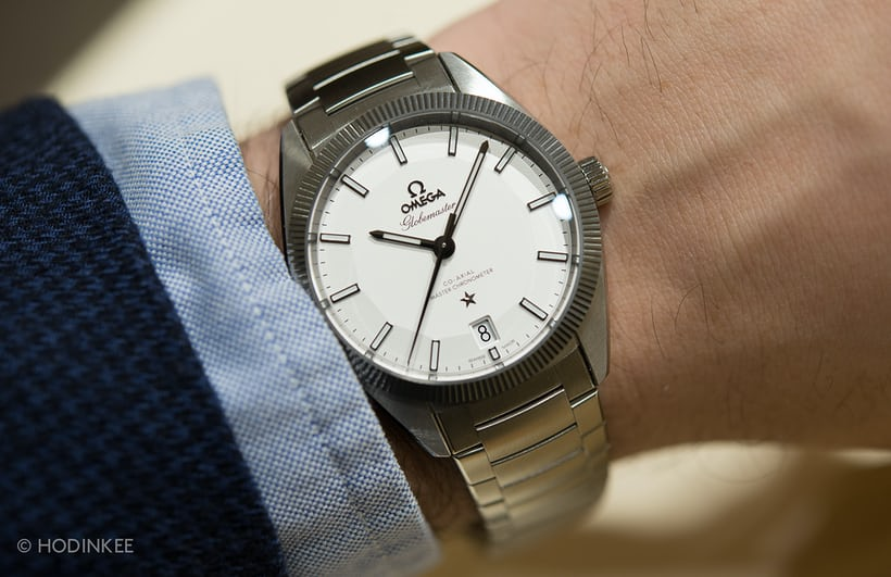 Introducing The Omega Globemaster Hodinkee