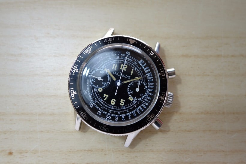 Bring a Loupe: From A LeCoultre Deep Sea Alarm On eBay To A Crazy