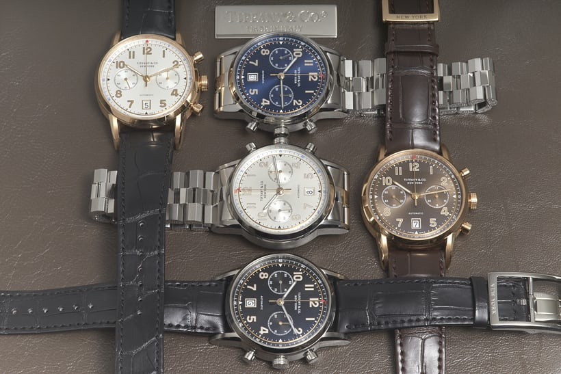 a4e5ba46dc3 This is the brand new Tiffany & Co. CT60 collection – and there is a lot to  like.