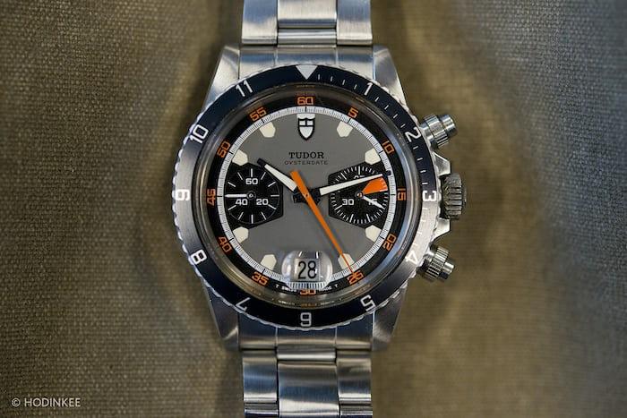 tudor reference 7033 chronograph prototype