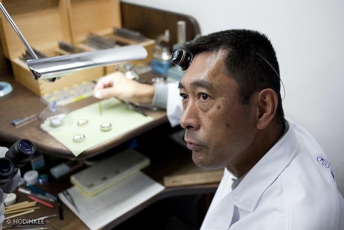 Yoshifusa Nakazawa master watchmaker micro artist studios seiko
