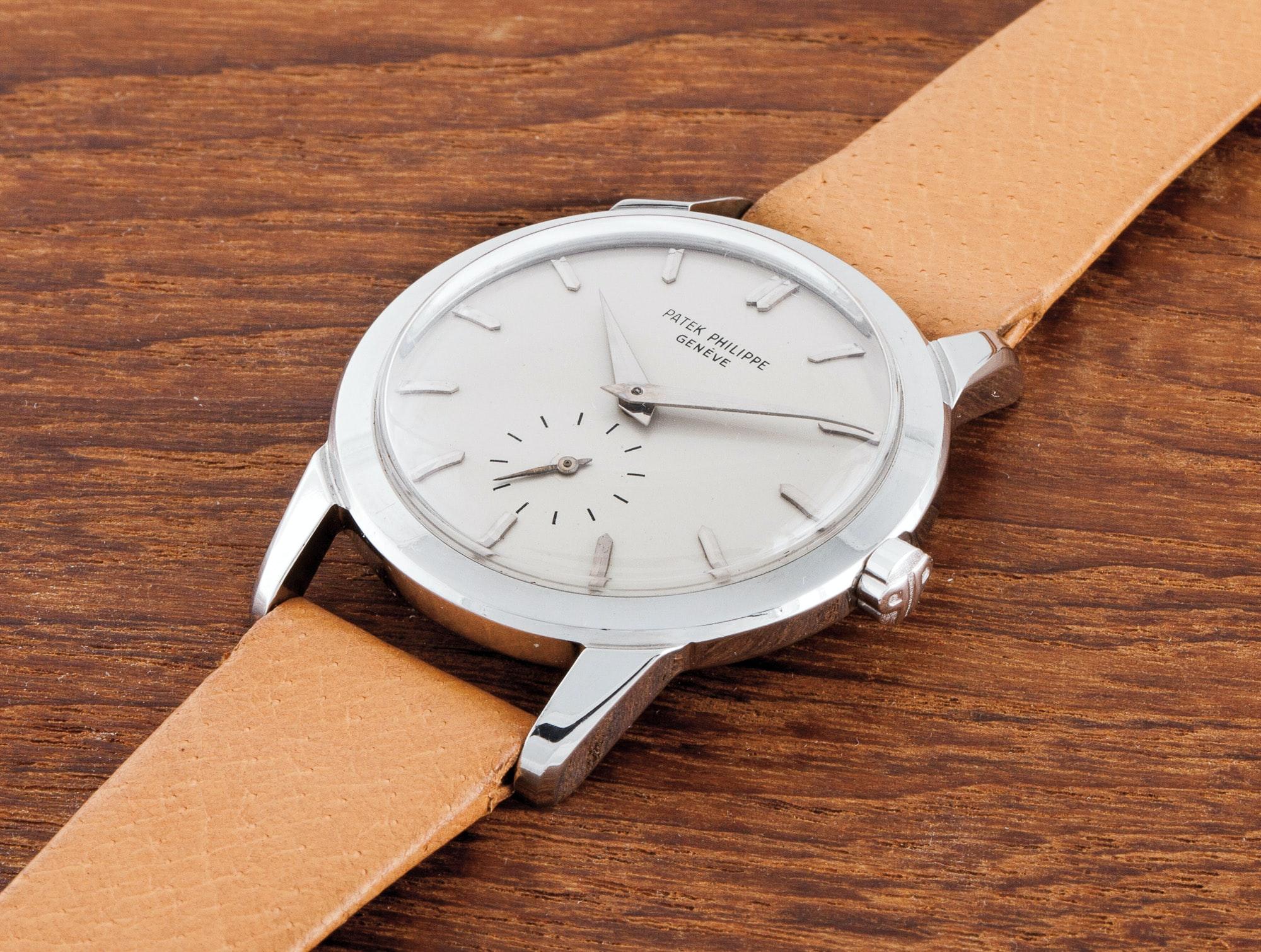 нравится часы patek philippe stainless steel back представлены