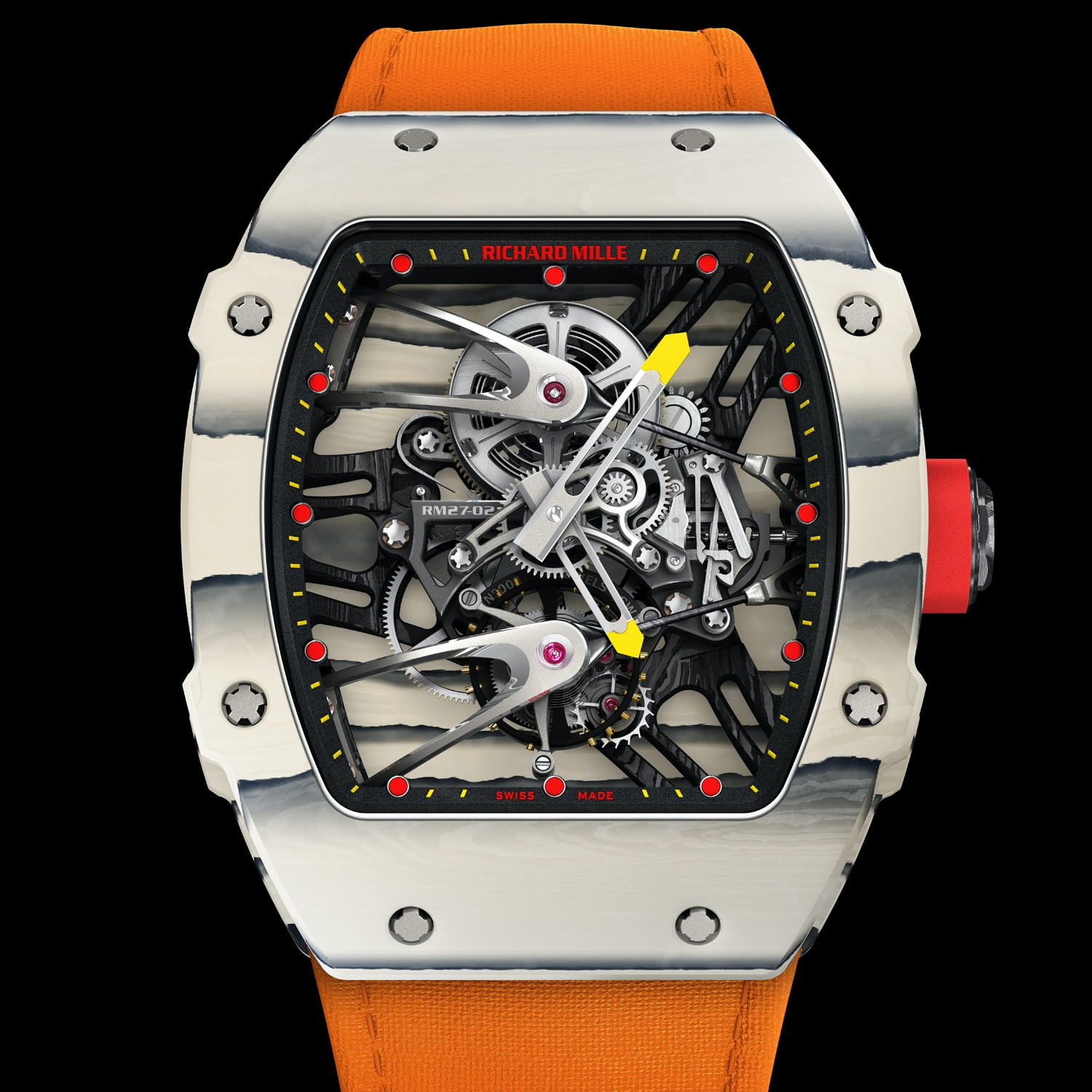 Richard Mille RM 27-02 Introducing: The Richard Mille 67-02 Sprint And High Jump Introducing: The Richard Mille 67-02 Sprint And High Jump 3