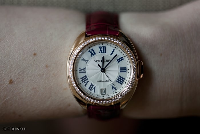 ca5646d0ebc Cartier is one of the most influential and recognizable brands in the  industry and has a rich history of producing classic women s watches.