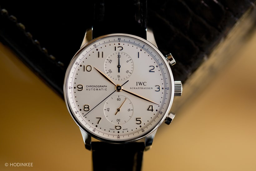 Image result for portugieser chronograph