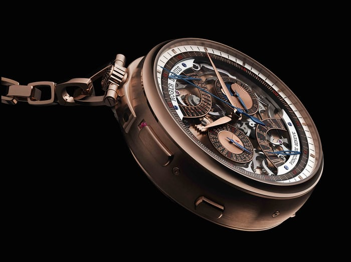 roger dubuis hommage milesime