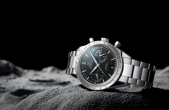 Hands On With The New Omega Speedmaster 57 Co Axial