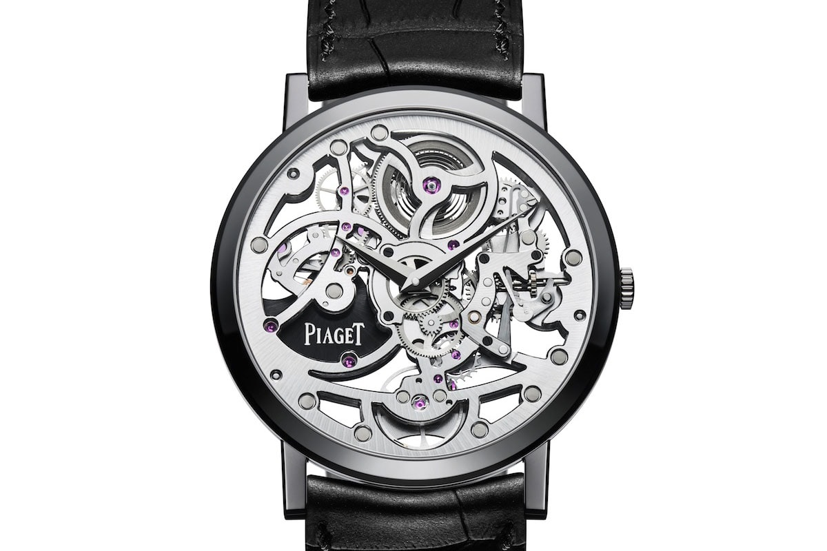 Introducing The Piaget Altiplano 38mm Skeleton 1200S For ...