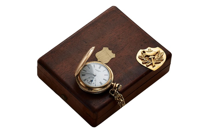 "On The Block: James Dean's ""Lucky"" Elgin Pocket Watch For ..."