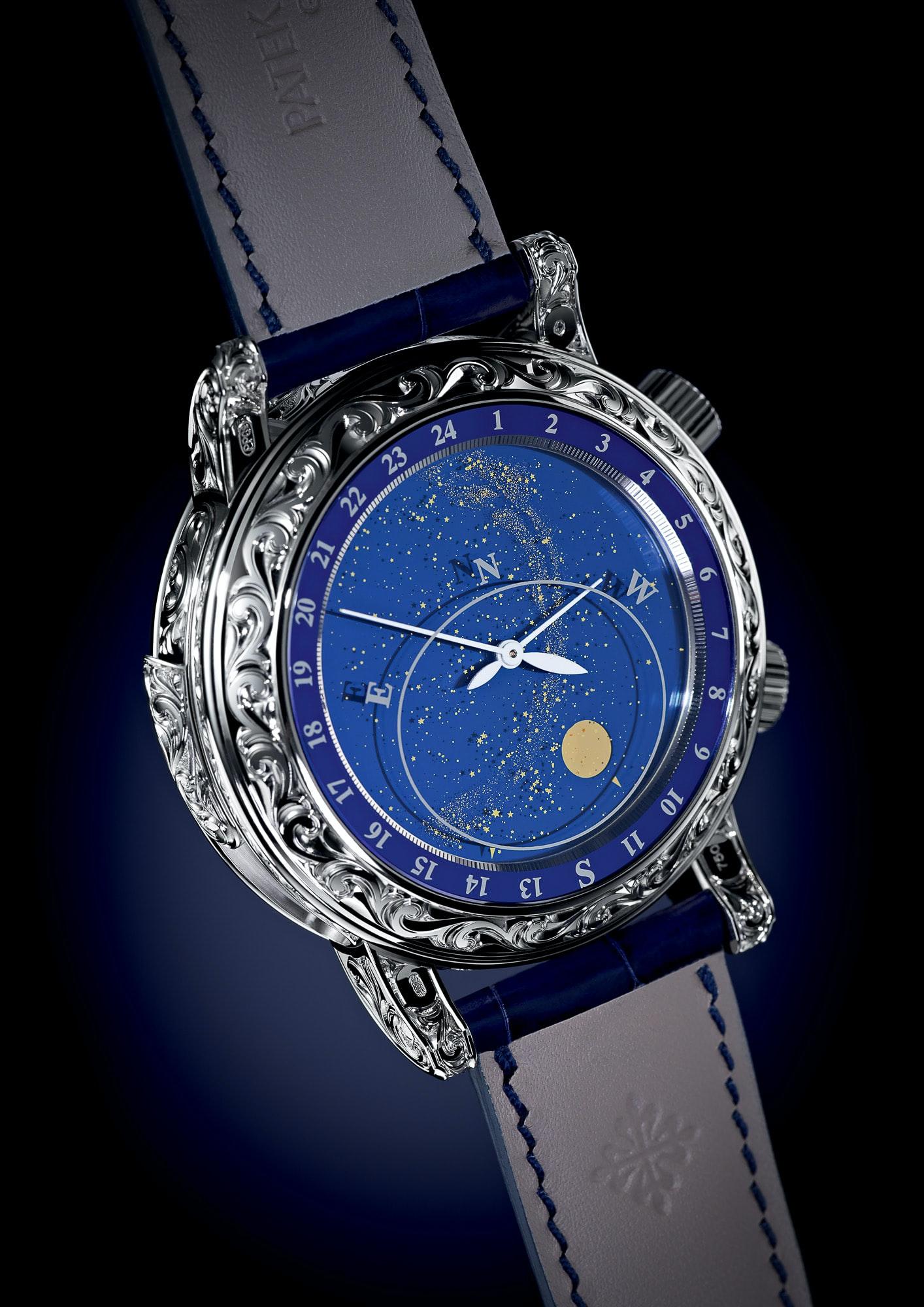 Moon watch Sky