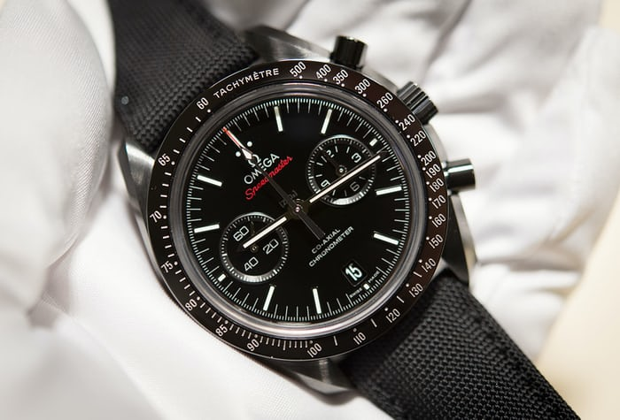 Thoughts On The Omega Speedmaster Quot Dark Side Of The Moon