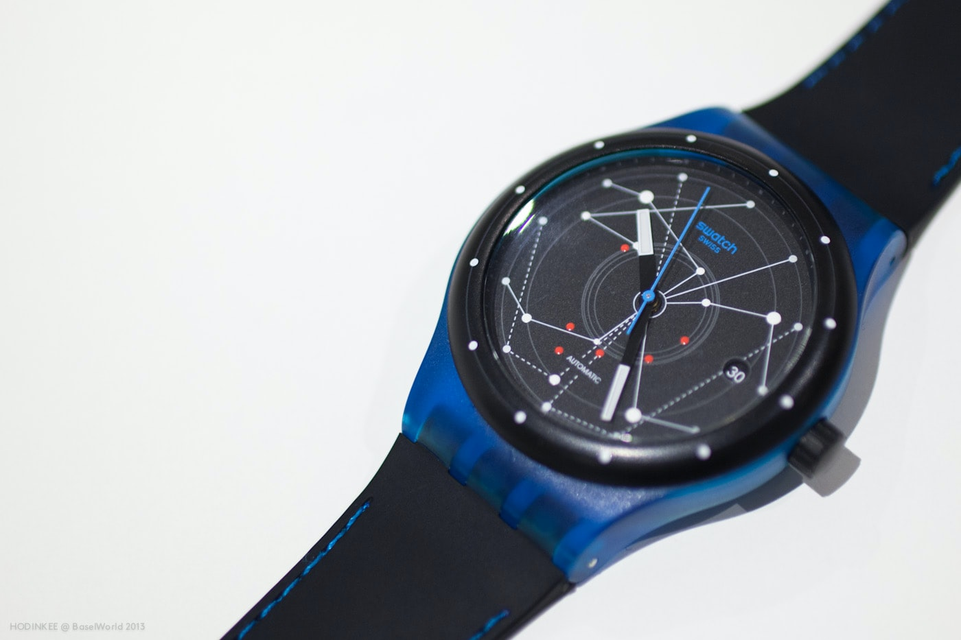 Introducing: The Swatch Sistem51 Irony Swaps Plastic For ...