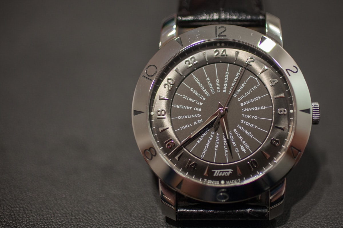 Hands-On: With The Tissot Heritage Navigator 160th ...