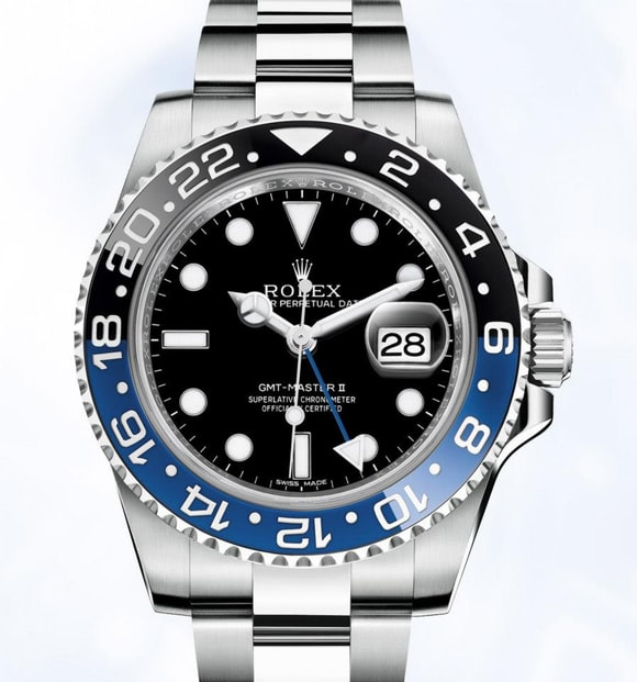 Rolex GMT-Master II Ceramic – 116710BLNR | The Prize of 2013 Baselworld