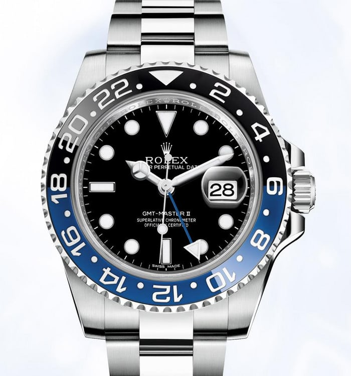 Hands On With The Rolex Gmt Master Ii Reference