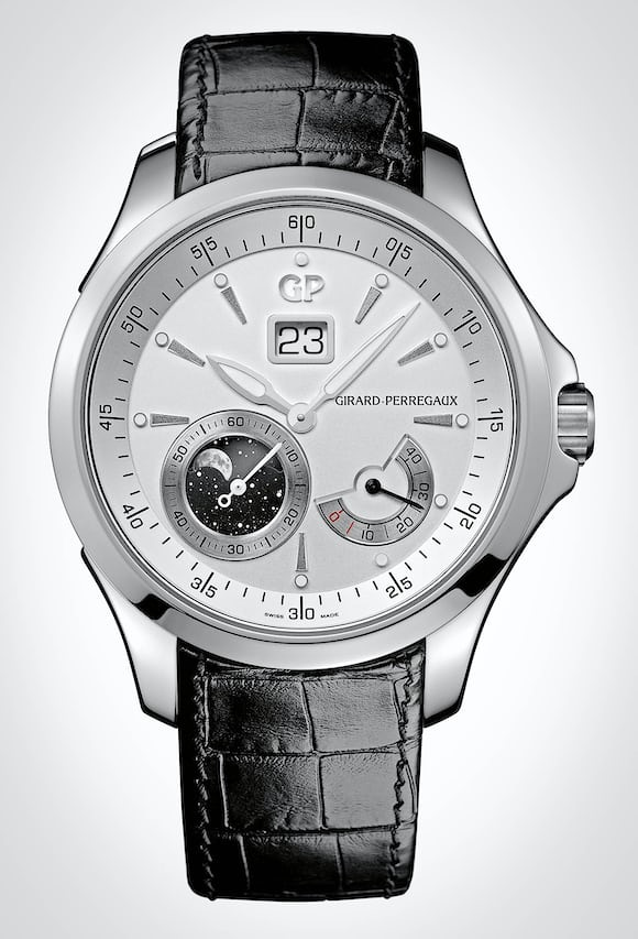 Introducing The Girard Perregaux Traveller Collection The