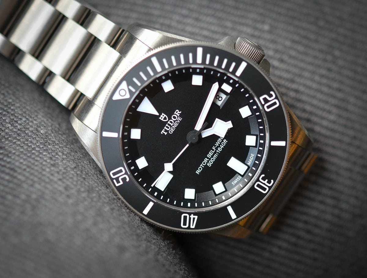 A week on the wrist the tudor pelagos hodinkee - Tudor dive watch ...