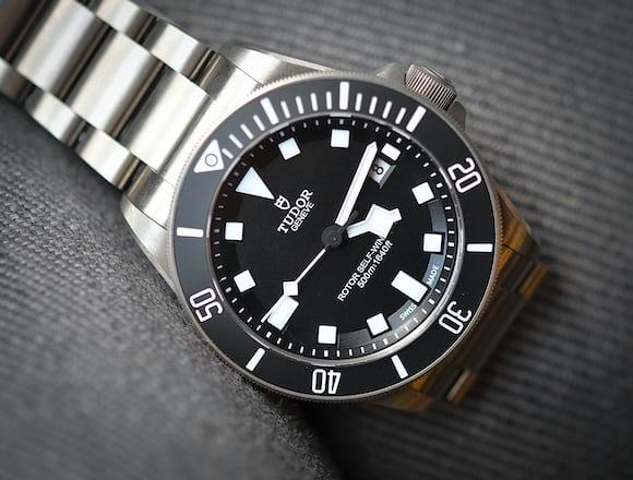 A week on the wrist the tudor pelagos - Tudor dive watch ...