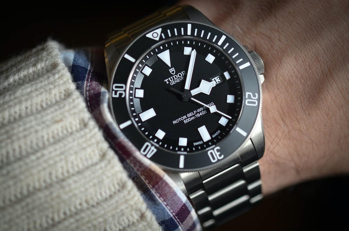 A week on the wrist the tudor pelagos - 40mm dive watch ...