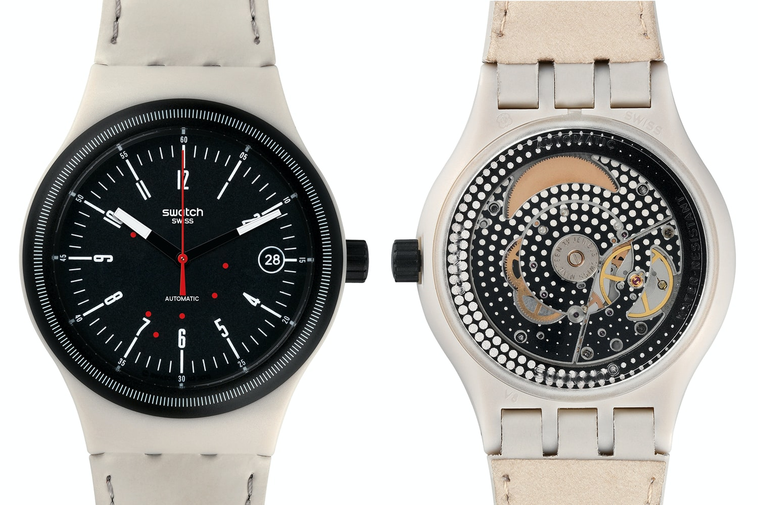 Swatch Introduces Five New Versions Of The Sistem51 ...
