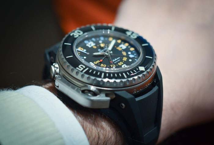 Hands On With The Absolutely Insane Blancpain X Fathoms