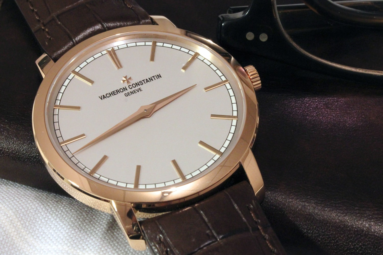 A Week On The Wrist: The Vacheron Constantin 41mm ...