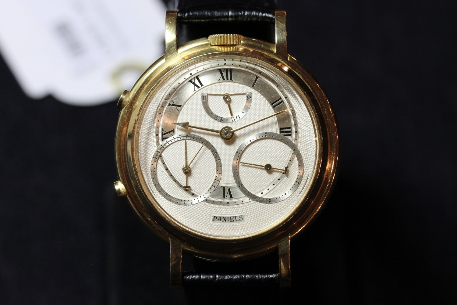The George Daniels Co-Axial Chronograph wristwatch. Interview: Watches Of The Post-Quartz Era That Would Make It Into A Horological Museum, 500 Years From Now, According To Stephen Forsey Interview: Watches Of The Post-Quartz Era That Would Make It Into A Horological Museum, 500 Years From Now, According To Stephen Forsey GD Preview223