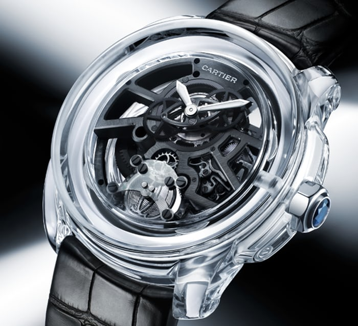 In-Depth: Introducing The Cartier ID Two Concept Watch