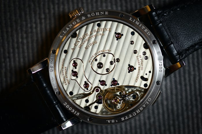 Happy Halloween! (Plus A Quick Look At The A  Lange & Söhne