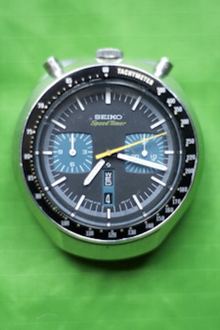 In-Depth: Your Vintage Seiko Chronograph Buying Guide - HODINKEE