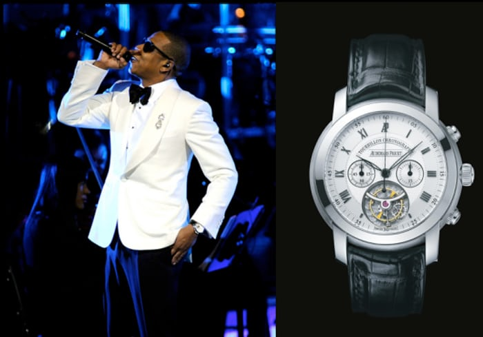 Watch Spotting Jay Z Wearing A Jaeger Lecoultre Tribute To 1931