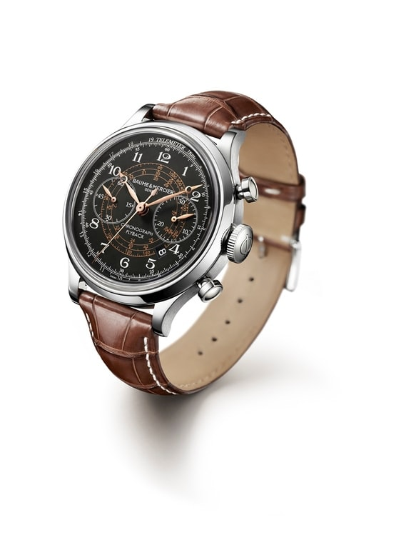 Pre-SIHH: Introducing The Baume & Mercier Capeland Flyback ...