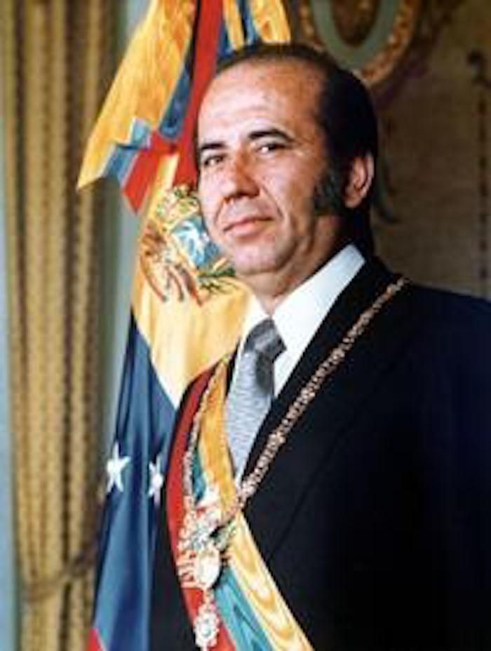 Carlos Andres Perez Agosto 13 de 1998 (Caracas - Venezuela ... |Carlos Andres Perez Meme