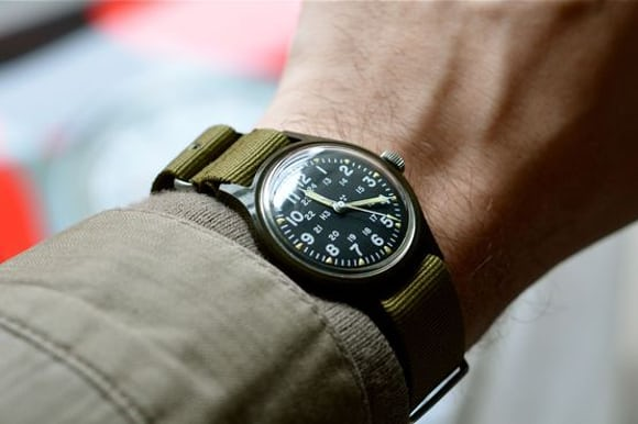 In Depth The History Of The Real Timex Military Watch