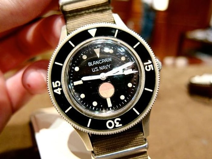 Historical Perspectives A Historical Look At The Blancpain Fifty