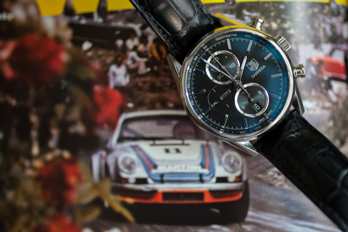 Tag heuer carrera Calibre 1887 41mm