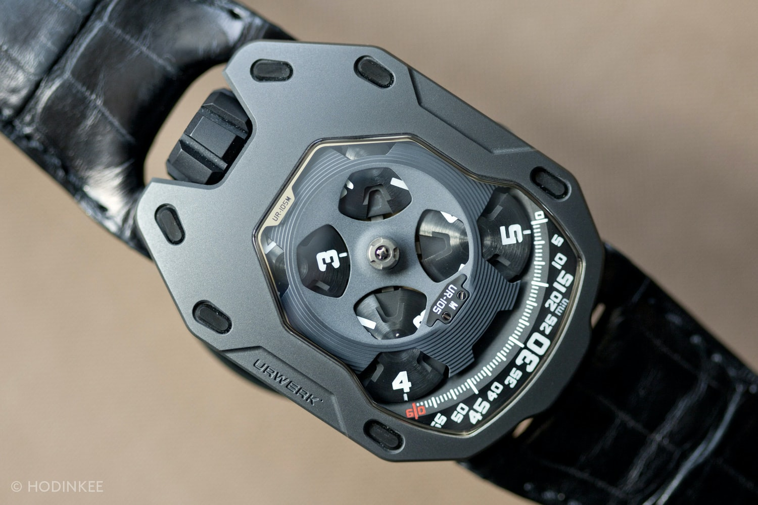 Urwerk UR-105M Dark Knight.  The Eight Watch Anniversaries You Need To Know In 2017 The Eight Watch Anniversaries You Need To Know In 2017  img