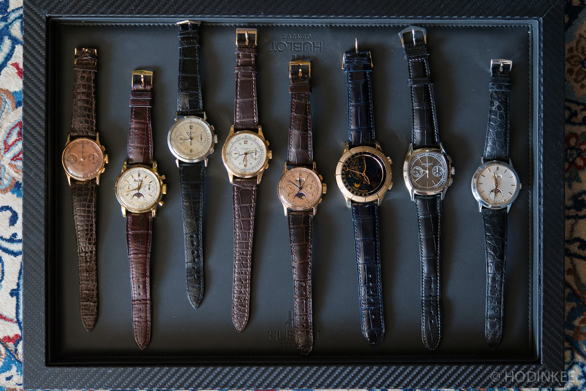 Sunday Rewind: Talking Watches With Jean-Claude Biver  img