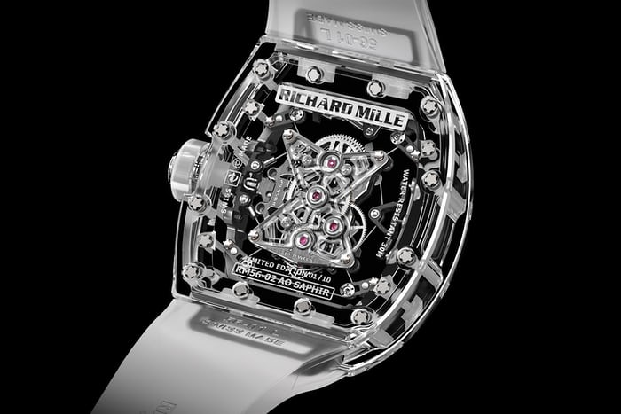 Richard Mille's New Innovations - YouTube