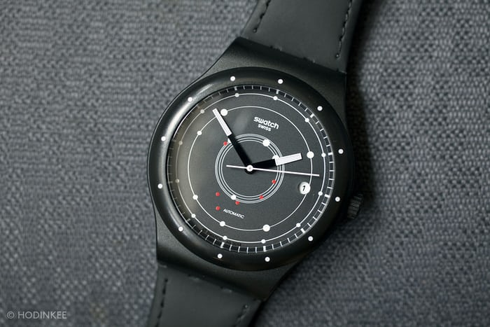 The Swatch Sistem51, by Swatch.