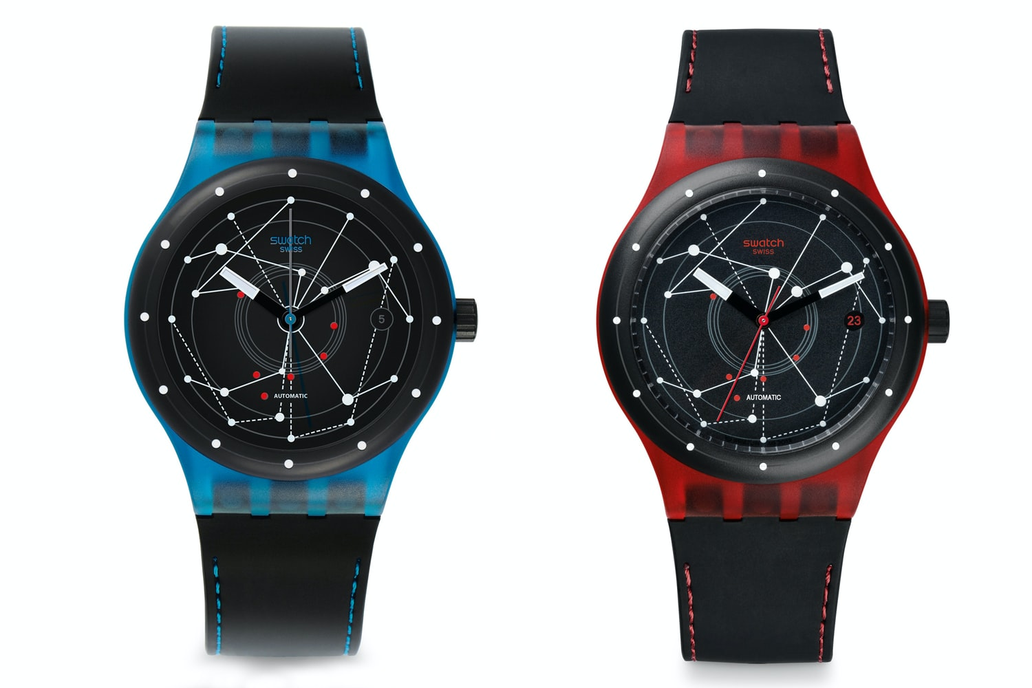 Swatch Sistem51 Officially Available In The United States ...
