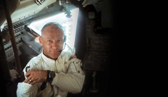 Buzz Aldrin Speedmaster
