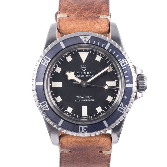 Five great dive watches from tudor rolex iwc longines - Tudor dive watch ...